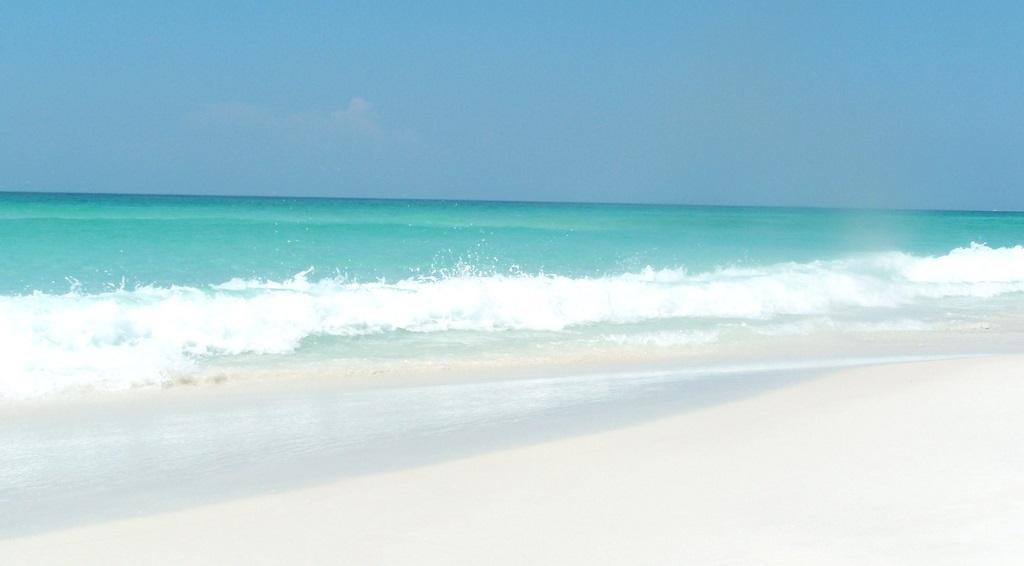 Yoga On The Beach Destin Florida